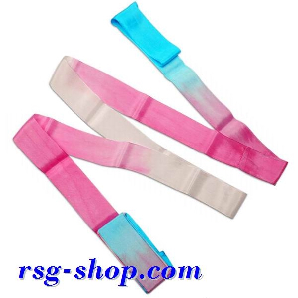 Band Pastorelli 5m Gradation Lt.Blue-Pink-White 03226